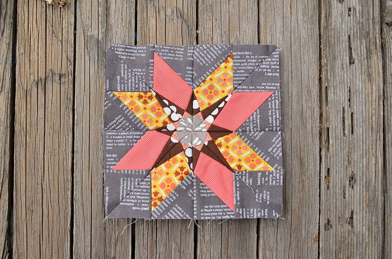 june lucky stars block