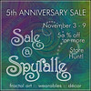 Spyralle 5th Anniversary Sale