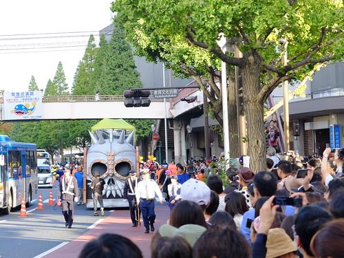 Kawasaki Halloween parade 2014 160
