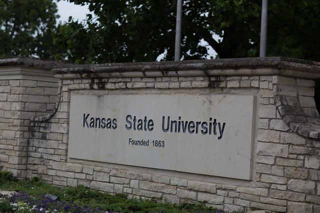 Header of Kansas State University