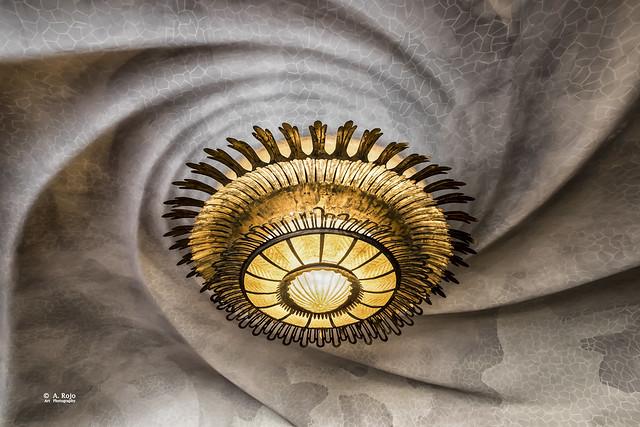 Lampara & Techo Casa Batlló