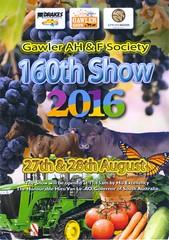 Gawler Show 2016