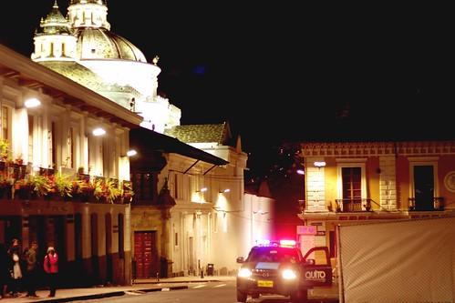 Centro Histórico #city #night #historiccenter #ecuador