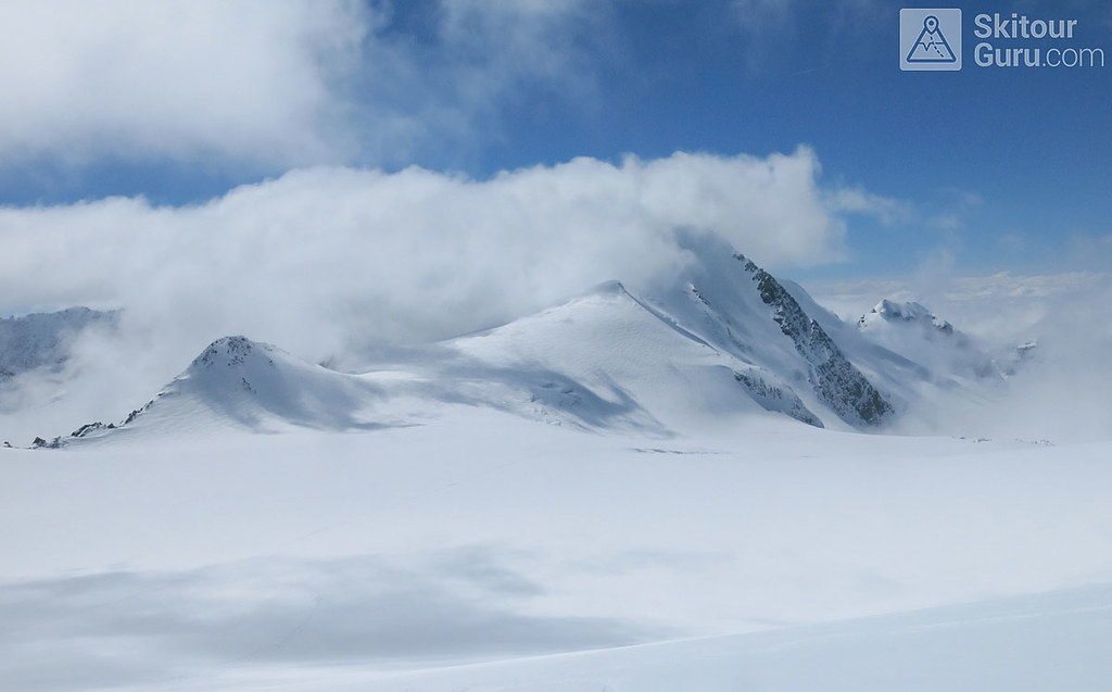 Sustenhorn (day 1, h.r. Swiss Glacier) Urner Alpen Schweiz foto 22