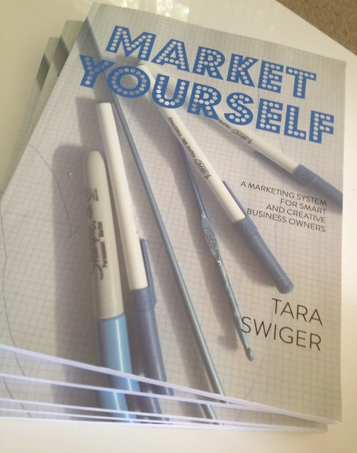 My book- Market Yourself.