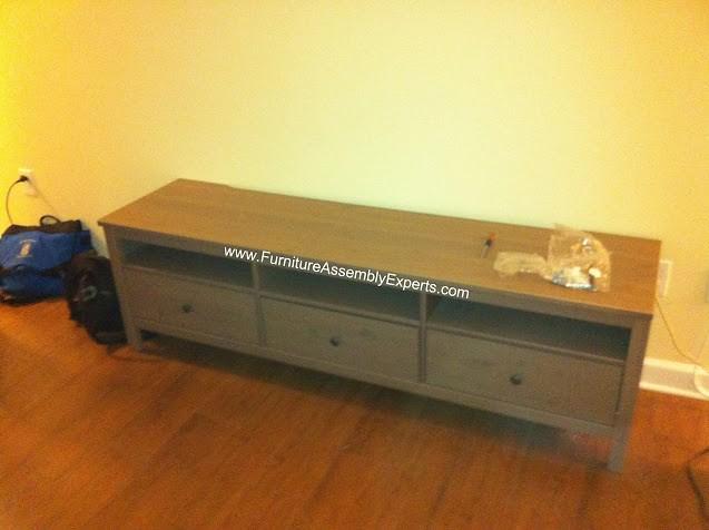 Ikea Leksvik Kinderbett Neupreis ~ ikea hemnes tv stand assembly service in Silver Spring MD  Flickr