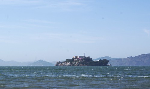 View of Alcatraz from Pier 39