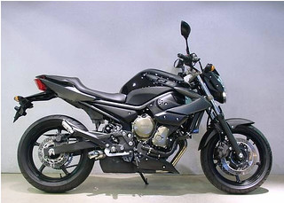 Motocykl na kategorię A