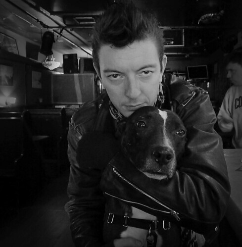 A Man and His Dog @ the 773