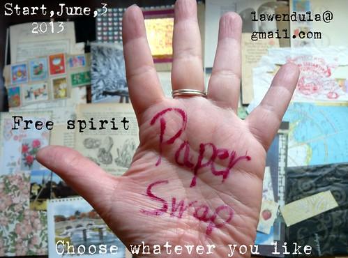June Paper Swap