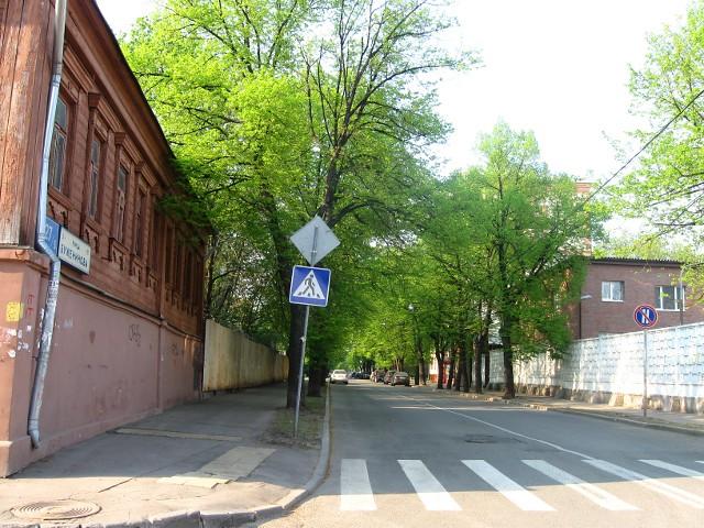 Улица Буженинова