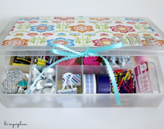 Hi Sugarplum | Teacher Essentials: Easy Gift