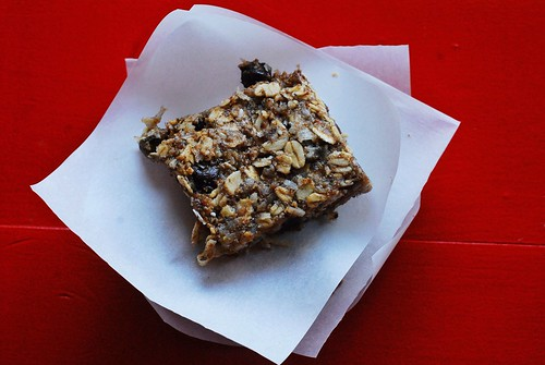 Wheatless Energy Bars