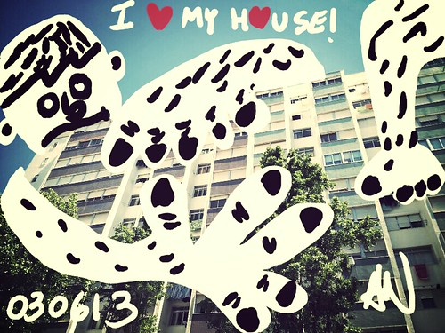 I love my house! by americoneves