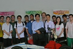 College of Engineering students in China
