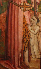 Angels (detail) (15th Century)