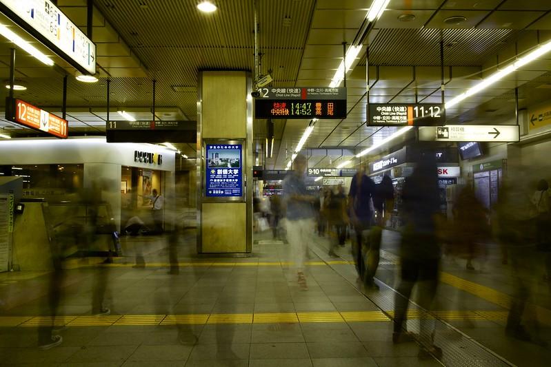 2013-10-12 Shinjuku Station
