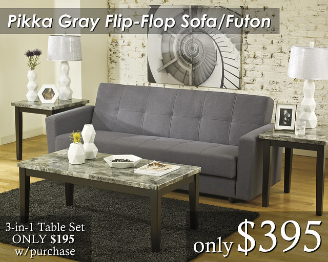 Pikka Gray 67201-65-T204 Priced