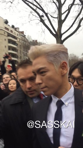TOP - Dior Homme Fashion Show - 23jan2016 - SASSKAI - 01