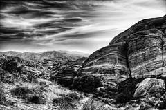 Nature #vista #view #vasquezrocks #nature #california #socal #blackandwhite #beautiful #rock #inspiration #instagram