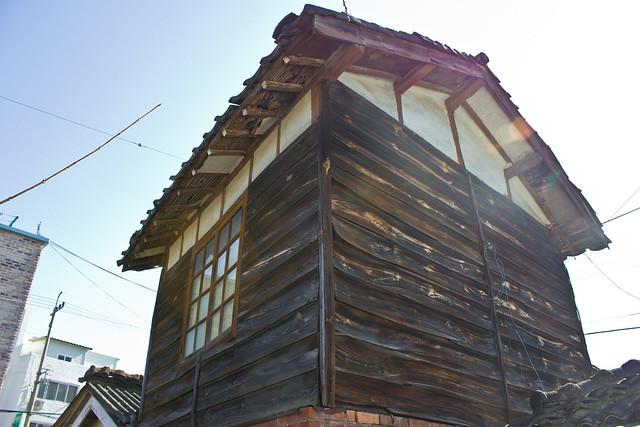 Colonial era building, Suncheon, South Korea
