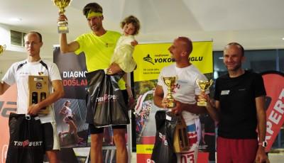 Celkový vítěz se s Triexpert Cupem loučil s kočárkem v ruce, Soural při derniéře urval celkové druhé místo