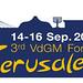 3rd VdGM Forum (2016)
