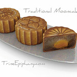 Traditional Mooncakes 3D Models