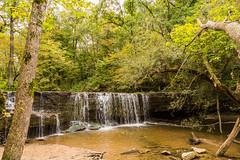 Hidden Falls at Nerstrand Big Woods State Park, Minnesota