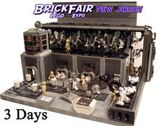 Three Days to BrickFair New Jersey