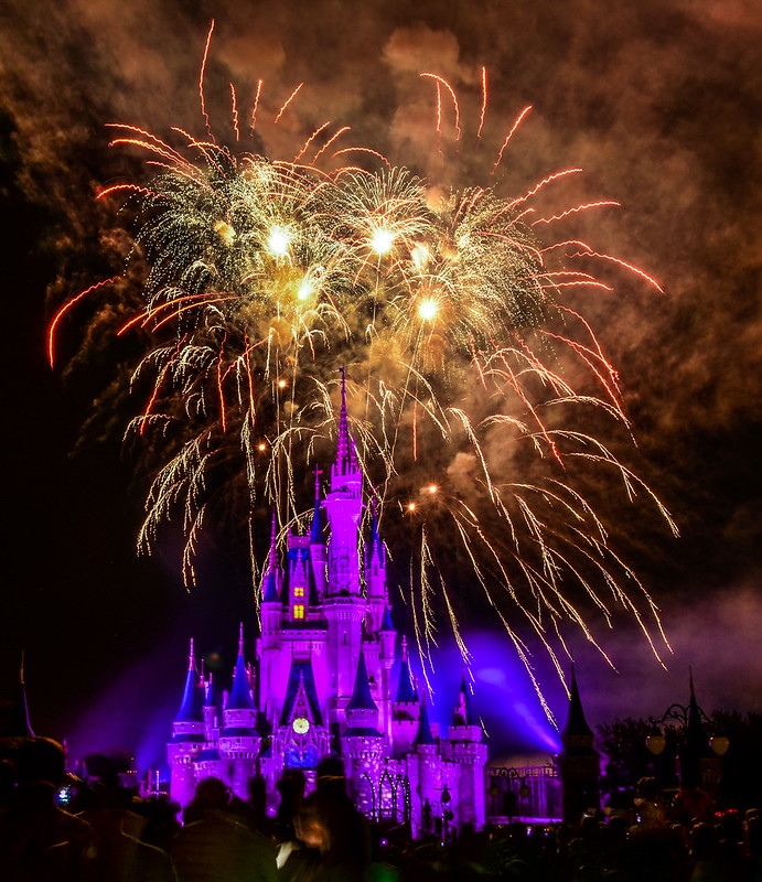 Wishes purple castle