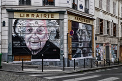 Paris Rue Tourtille, 20ème
