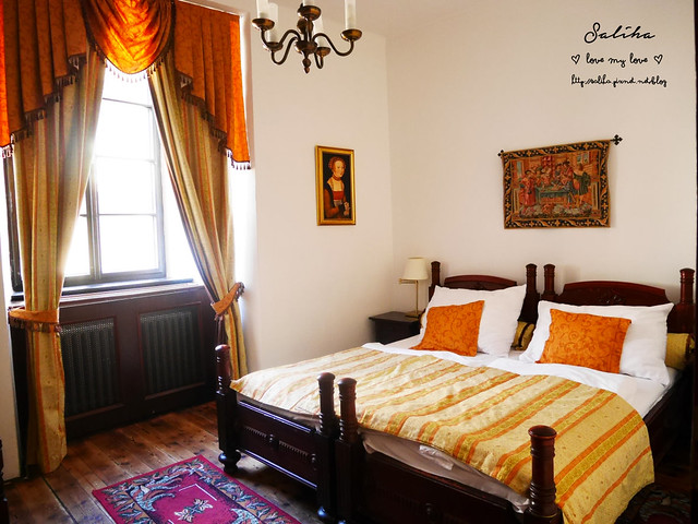 Hotel Ruze薔薇飯店Krumlov庫倫諾夫 (22)