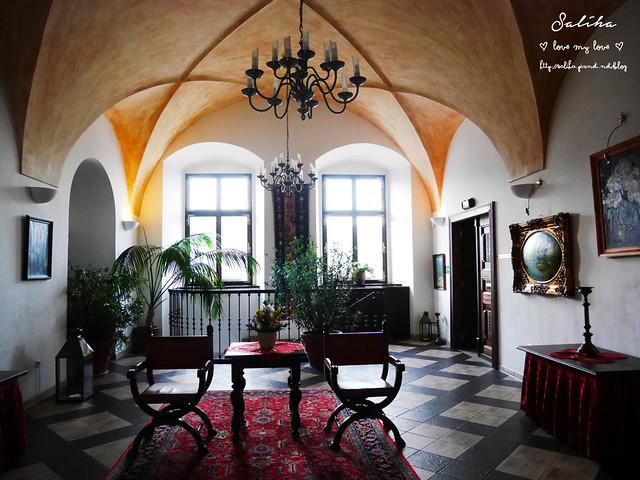 Hotel Ruze薔薇飯店Krumlov庫倫諾夫 (33)