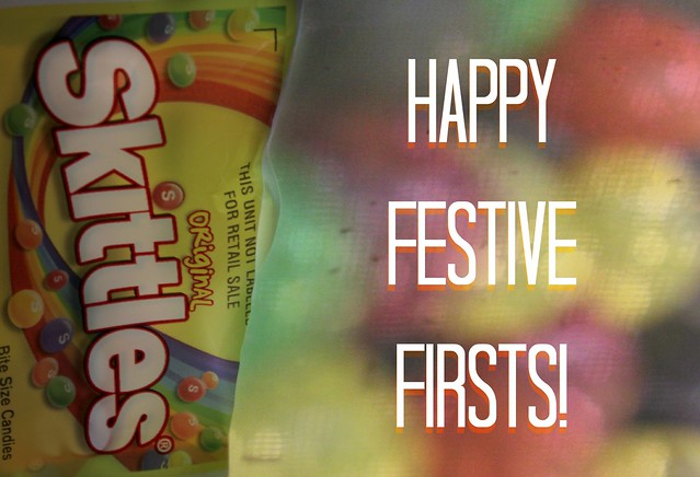 Festive Firsts Skittles