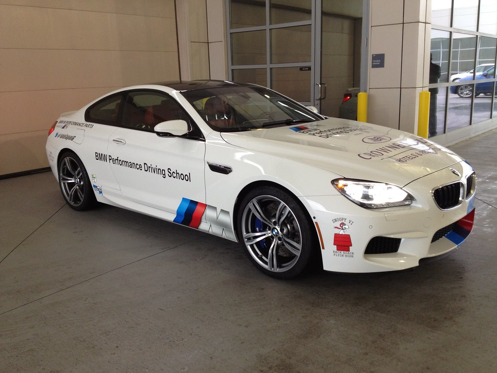 BMW M6 one lap of america