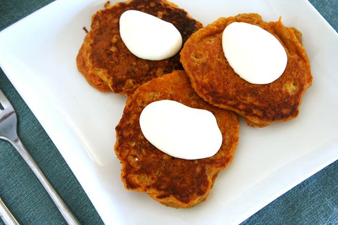 carrot cake pancakes 5