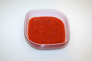 05 - Zutat Ajvar / Ingredient ajvar