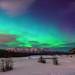 Aurora Borealis in Alaska by CNaene