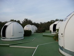observatory, dome,