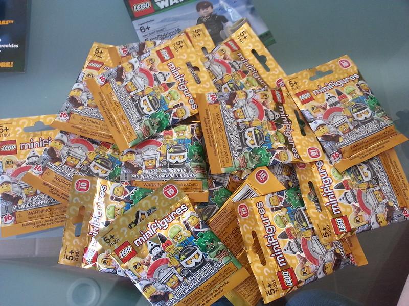 Lego Series 10