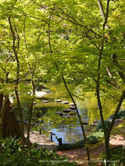 The Path Less Traveled at Fort Worth Japanese Garden