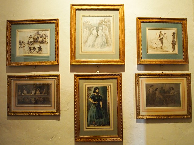 19th century art work