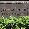 (THE MERCER) #typography by Henry Sene Yee