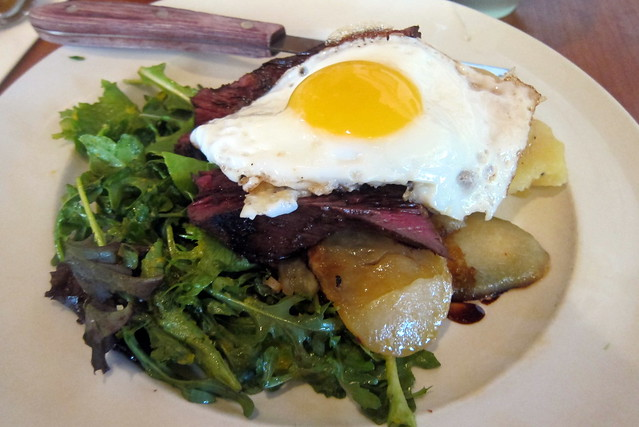 ... - Red Hook: The Good Fork - Steak and Eggs | Flickr - Photo Sharing