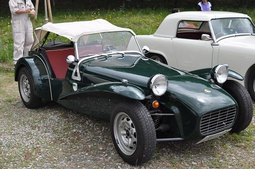 Lotus 7 Sr2