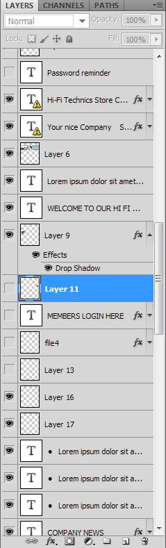 many-layers