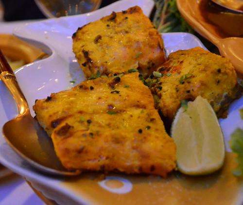 Achari Salmon