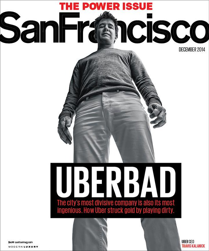 San Francisco Magazine December 2014