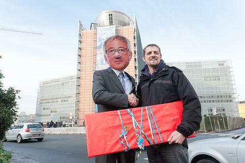 1 Million Unterschriften zum Geburtstag für EU-Kommissionspräsident Juncker